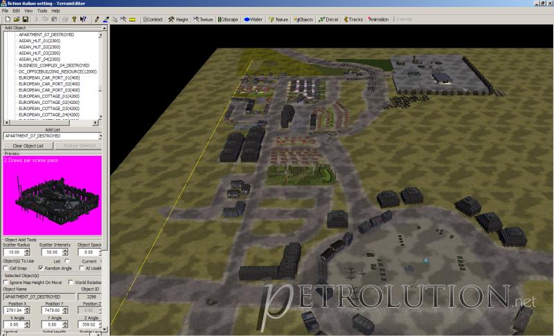 Uw beta mod tool lowdown petrolution modding resource hub map editor gumiabroncs Images